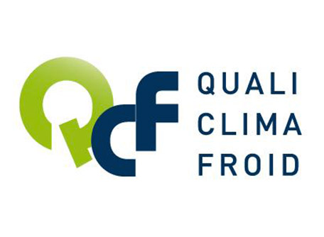 Logo certification Qualiclimafroid