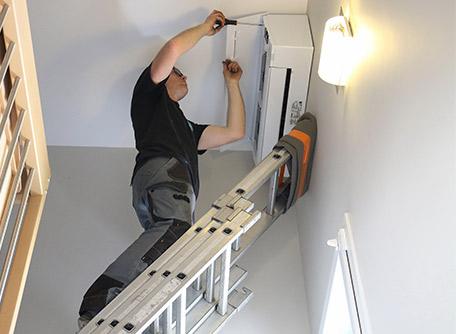 Entretien de votre climatisation par votre chauffagiste SBF Energies